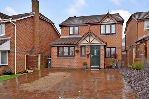 3 bedroom detached house for sale - Hilltop, Runcorn