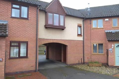 2 bedroom townhouse to rent - St. Columba Way, Syston
