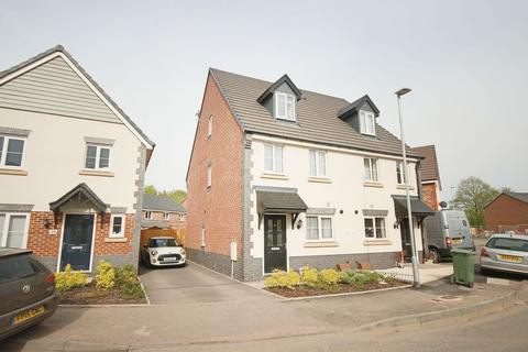 3 bedroom semi-detached house for sale - Bentham Way, Eccleshall