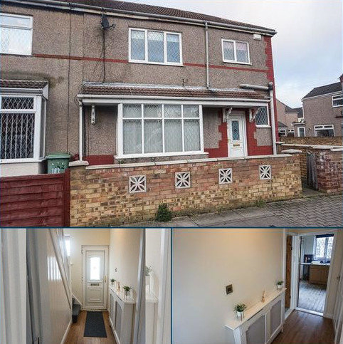 3 bedroom terraced house to rent - Lord Street, Grimsby