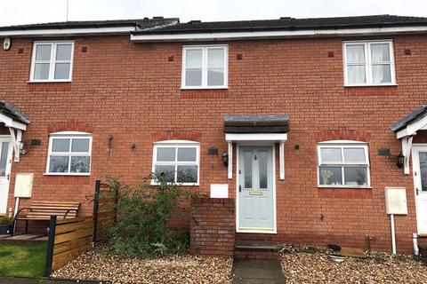2 bedroom terraced house to rent - Kings Crescent, Hereford