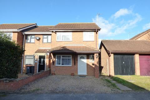 3 bedroom end of terrace house for sale - The Silver Birches, Kempston, Bedfordshire, MK42 7TP