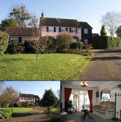 4 bedroom detached house for sale - Old Rectory Gardens, Occold