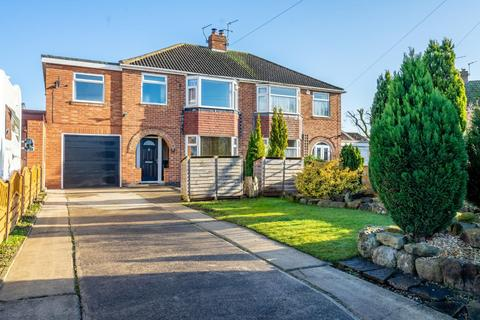 4 bedroom semi-detached house for sale - Manor Park Close, Rawcliffe, York