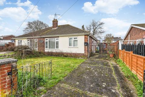 2 bedroom semi-detached bungalow for sale - Ash Tree Road, Andover