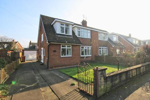 3 bedroom semi-detached house for sale - Priory Road, Cottingham