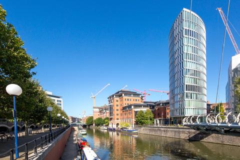 2 bedroom flat for sale - The Eye, Glass Wharf, Bristol