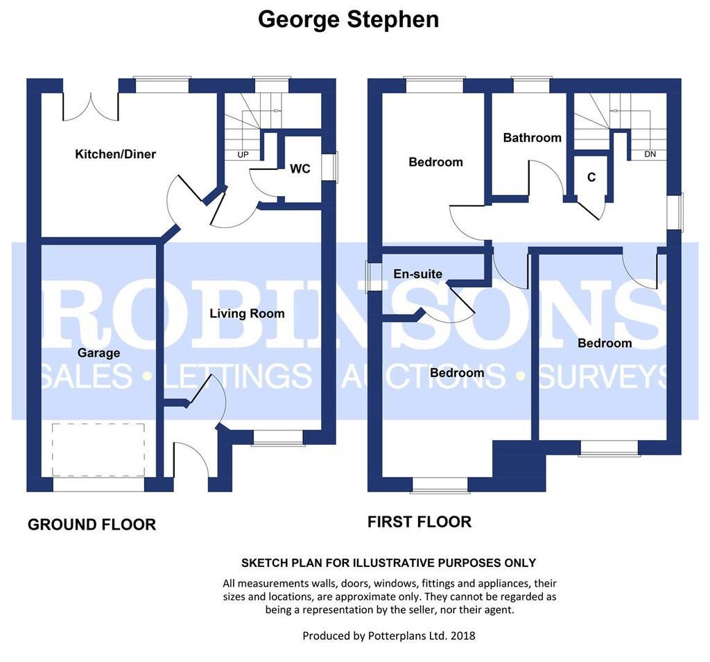 Floorplan: George Stephenson