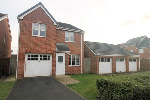 3 bedroom detached house for sale - George Stephenson Boulevard, Stockton-On-Tees