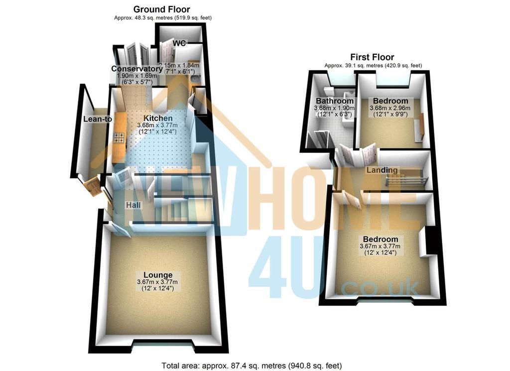Floorplan 2 of 2: Inglewood, Halkyn FP 2.jpg