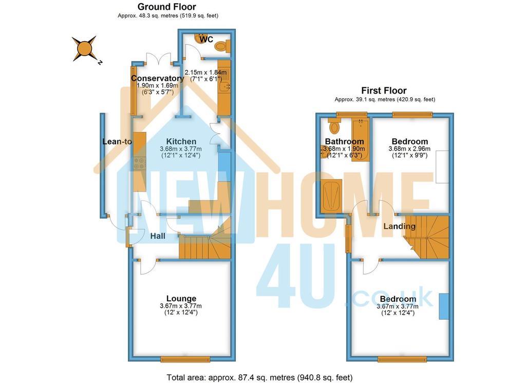 Floorplan 1 of 2: Inglewood, Halkyn FP 1.jpg
