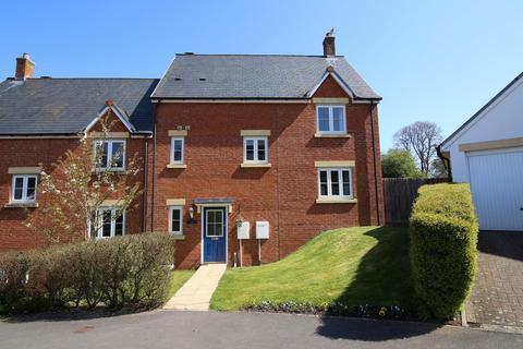 3 bedroom semi-detached house to rent - Devonshire Rise, Tiverton
