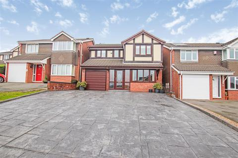 4 bedroom detached house for sale - Longclough Road, Waterhayes, Newcastle