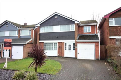 5 bedroom detached house for sale - Rolleston Drive, Newthorpe, Nottingham, NG16