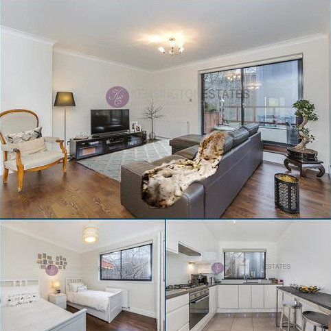 2 bedroom apartment for sale -  Windsor Way, Brook Green, Hammersmith, London W14