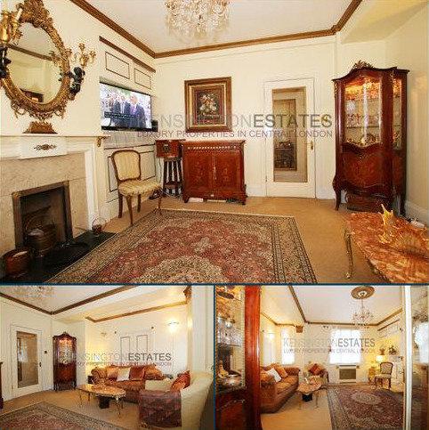 3 bedroom apartment for sale - Kensington High Street, London W14