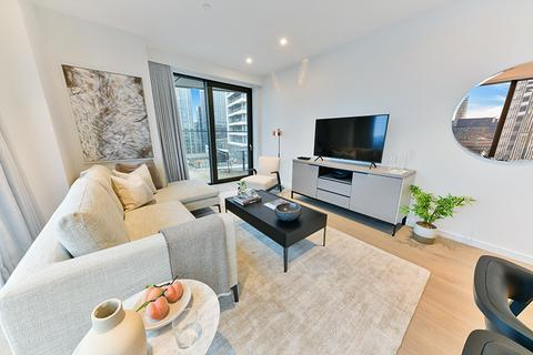 2 bedroom flat to rent - George Street, Canary Wharf, London, E14