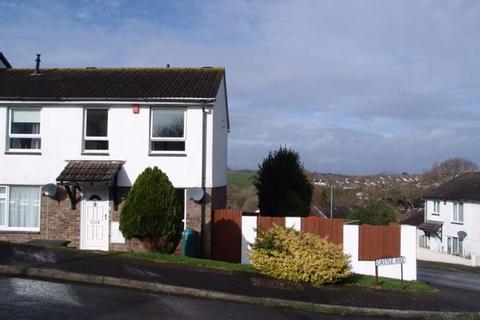 3 bedroom semi-detached house for sale - Castle Rise, Saltash