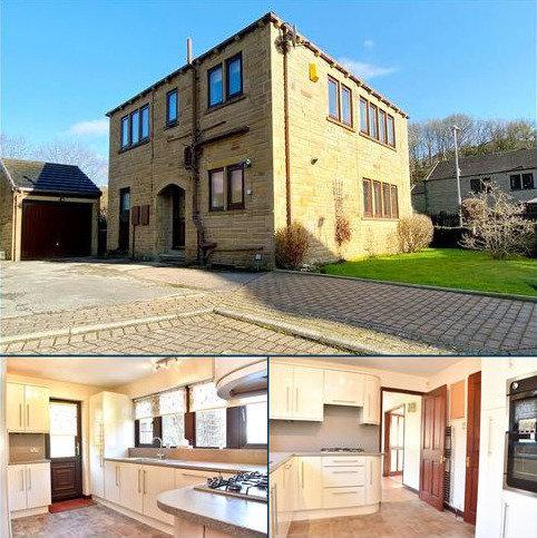 4 bedroom detached house for sale - River Holme View, Brockholes, Holmfirth, West Yorkshire, HD9