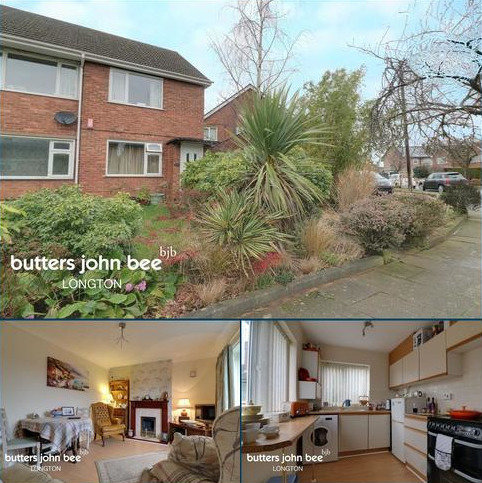2 bedroom flat for sale - Atherstone Road, Trentham, ST4 8JY