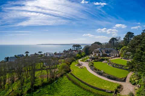 5 bedroom detached house for sale - New Road, Stoke Fleming, Dartmouth, Devon, TQ6