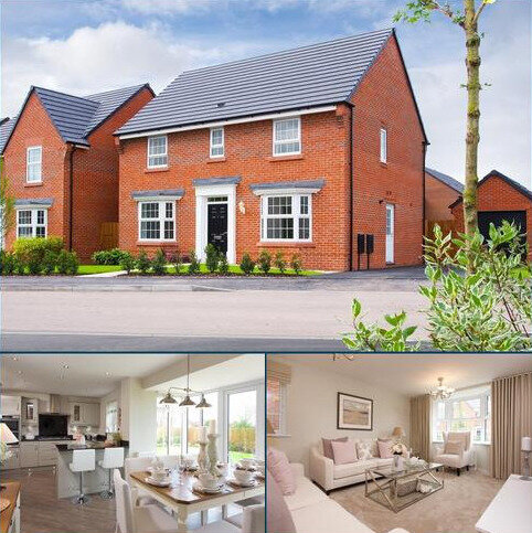 4 bedroom detached house for sale - Plot 35, BRADGATE at Low Hill Gardens, Upton, Manor Drive, Upton, WIRRAL CH49