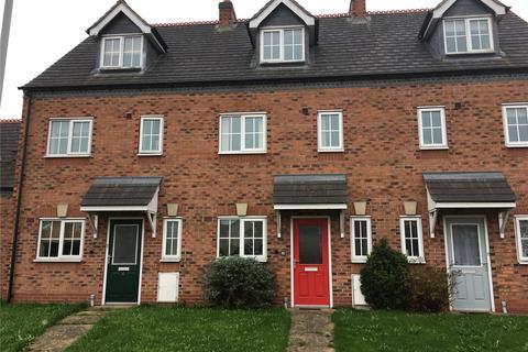 3 bedroom terraced house to rent - Hafan Deg, Welshpool, SY21