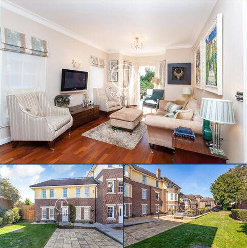 3 bedroom house for sale - Hampshire Court, 9 Brent Street, London, NW4