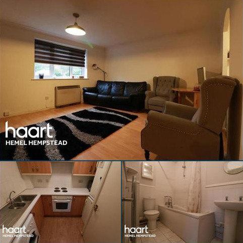 1 bedroom flat to rent - Park Lodge, St Albans Road