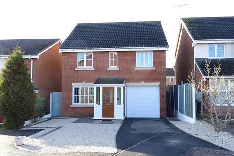 4 bedroom detached house for sale - Cae Gwynn Close, Morda, Oswestry, SY10