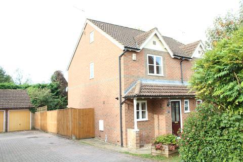 3 bedroom semi-detached house for sale - Hamblin Meadow, Eddington, Hungerford RG17