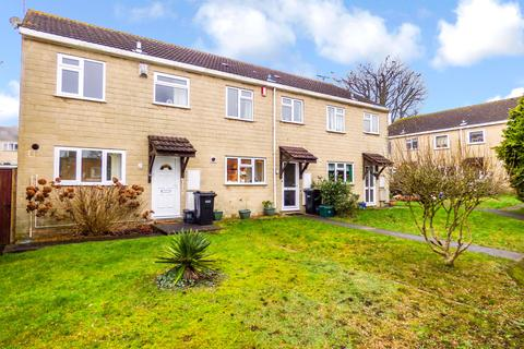 3 bedroom end of terrace house for sale - Abingdon Gardens, Bath BA2
