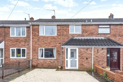3 bedroom terraced house for sale - Durham Close, Sidemoor, Bromsgrove, Worcestershire, B61