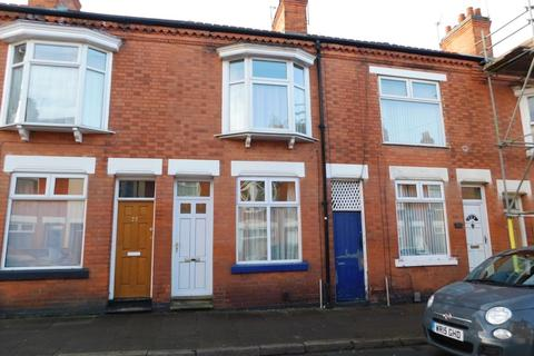 2 bedroom terraced house to rent - Mountcastle Road, Leicester LE3 2BX