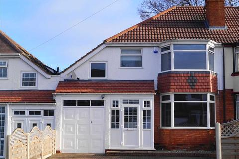 4 bedroom semi-detached house to rent - Dene Court Road, Olton
