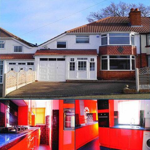 4 bedroom semi-detached house to rent - Dene Court Road, Olton