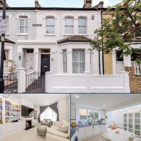 4 bedroom terraced house for sale - Filmer Road, London