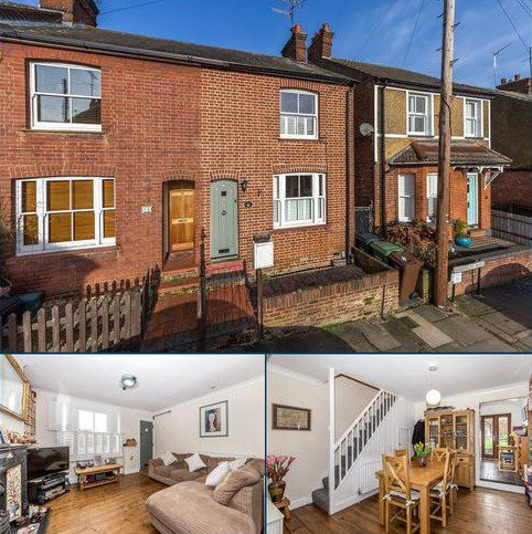 3 bedroom end of terrace house for sale - Kimberley Road, St. Albans, Hertfordshire