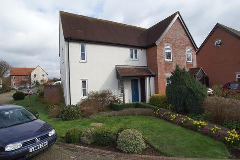 2 bedroom semi-detached house for sale - Rotheram Road, Bildeston, Ipswich IP7