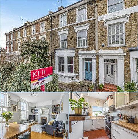 3 bedroom flat for sale - Endwell Road, Brockley
