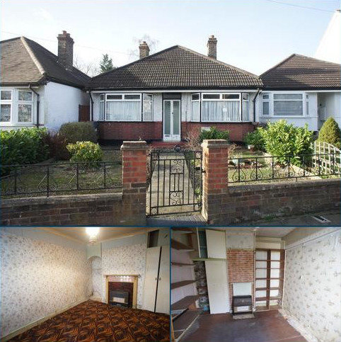 3 bedroom detached bungalow for sale - Oakleigh Road North, Whetstone N20
