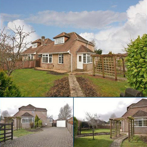 4 bedroom detached house for sale - ROWLAND ROAD, FAREHAM