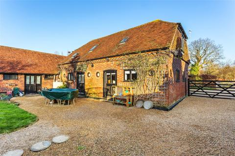3 bedroom semi-detached house for sale - Delaware Farm, Hever Road, Hever, Kent, TN8