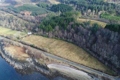 Plot for sale - Plot 2 Lettershuna with Croftland, Lettershuna, Appin