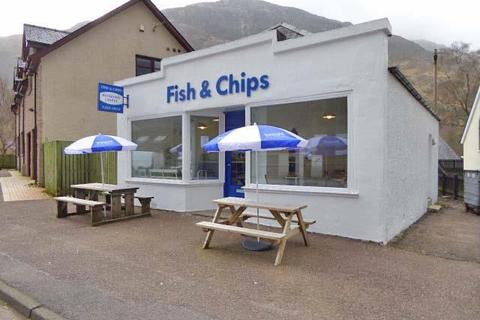 Property for sale - Fish & Chip Takeaway, Riverside Rd, Kinlochleven
