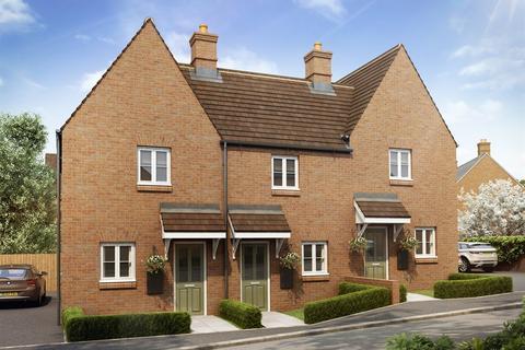 2 bedroom end of terrace house for sale - Plot 223, The Eydon at The Furlongs @ Towcester Grange, Epsom Avenue NN12