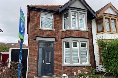 3 bedroom semi-detached house to rent - CONWAY AVENUE, BLACKPOOL, FY3 7SF