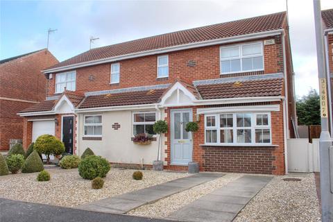 3 bedroom semi-detached house for sale - Constable Grove, Wolviston Grange