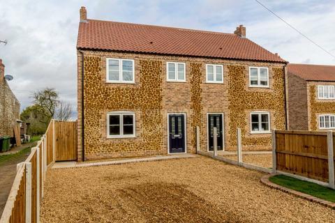 3 bedroom semi-detached house for sale - Back Lane, Pentney