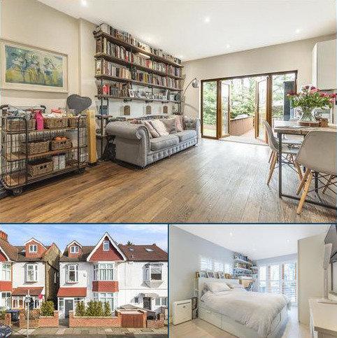 2 bedroom flat for sale - Home Park Road, Wimbledon